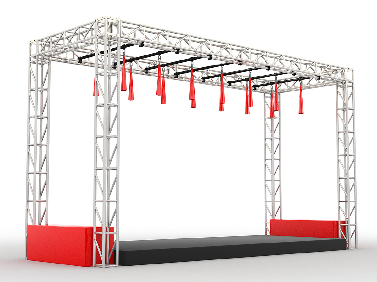 hanging-bungee-ropes